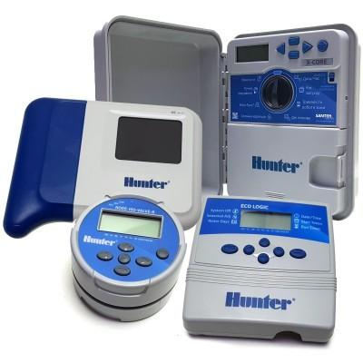 Контроллеры для полива Hunter